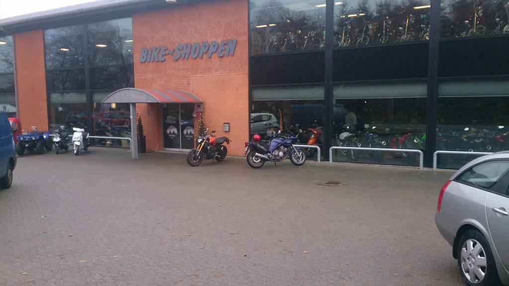 Bike-Shoppen i Viborg