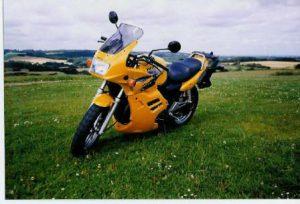 Honda CB 500s