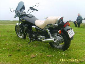 Kawasaki ZL 1000 Eliminator