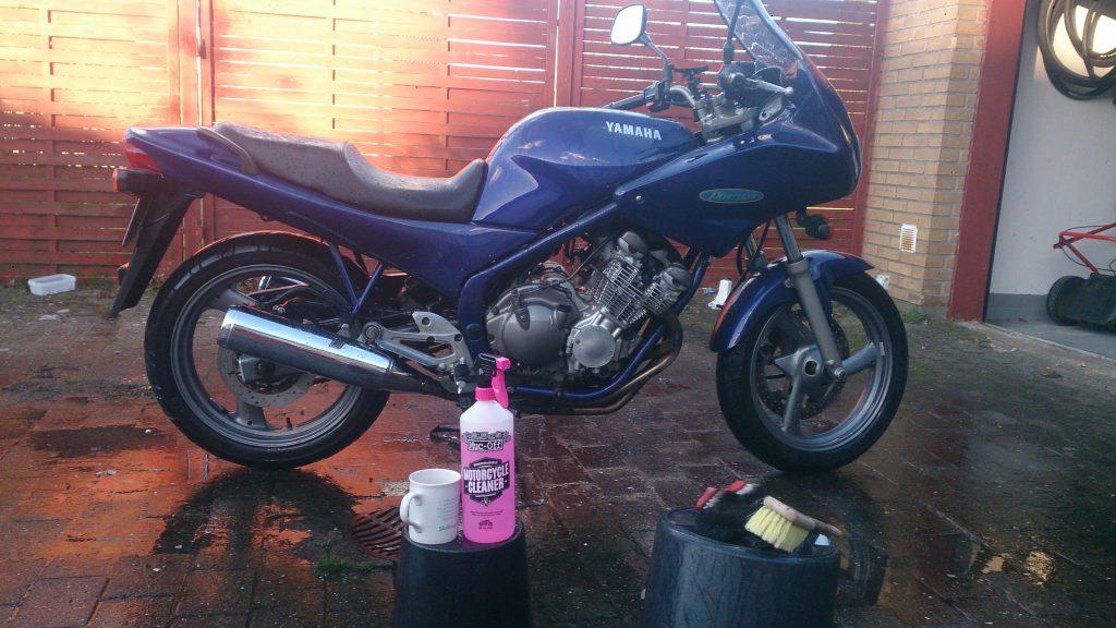 Moc-Off Motorcycle Cleaner Kaffe
